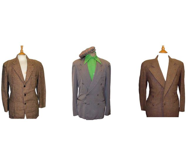Mens vintage blazers - 1940s - 90s