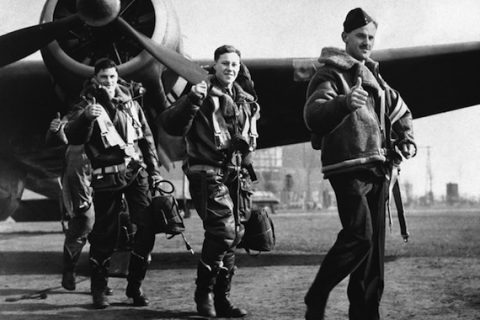 Mens vintage bomber jackets
