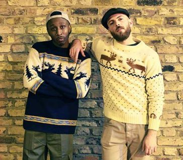 Mens vintage knitwear