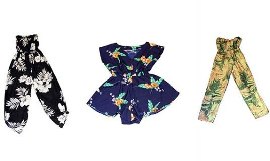 Playsuits - 570x340