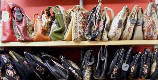 Vintage Tapestry bags