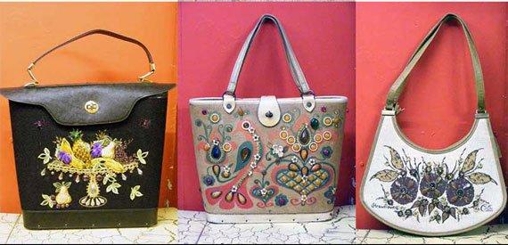 womens vintage bags