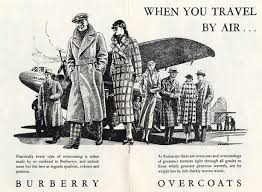 Burberry - a fine history