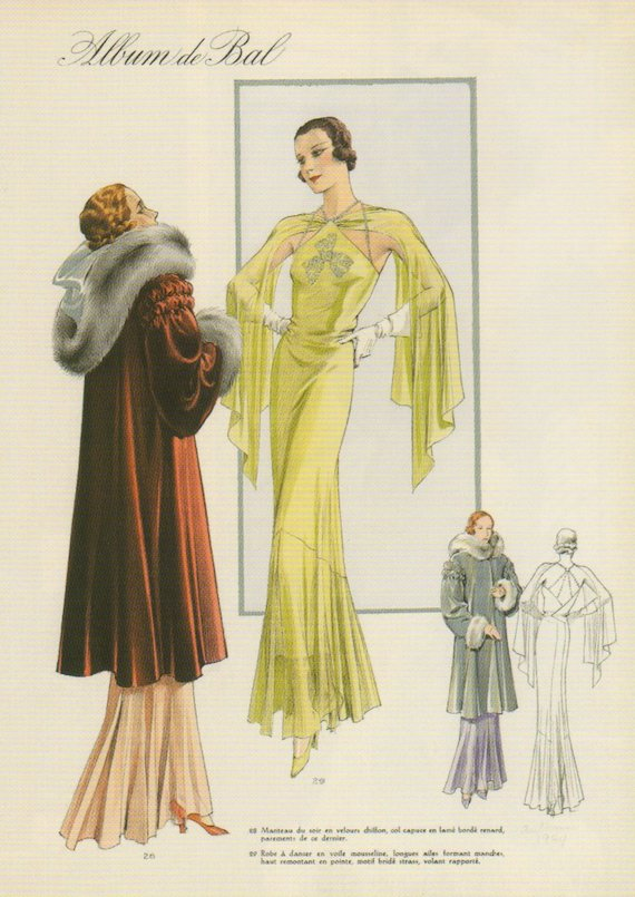 1930s fashion - Clothing styles & History - 1930s women\'s fashion ...