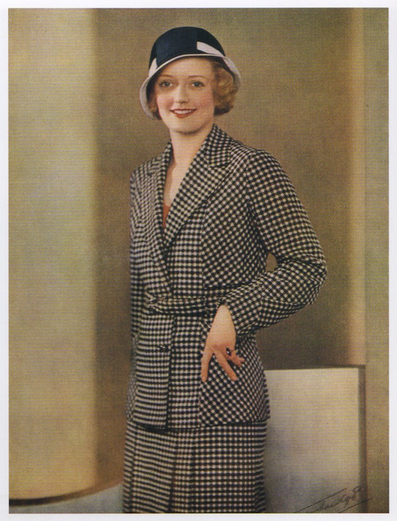 1930s Sports suit.