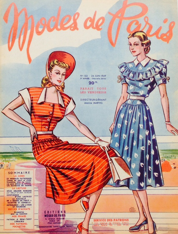 french-fashions-for-summer-1949