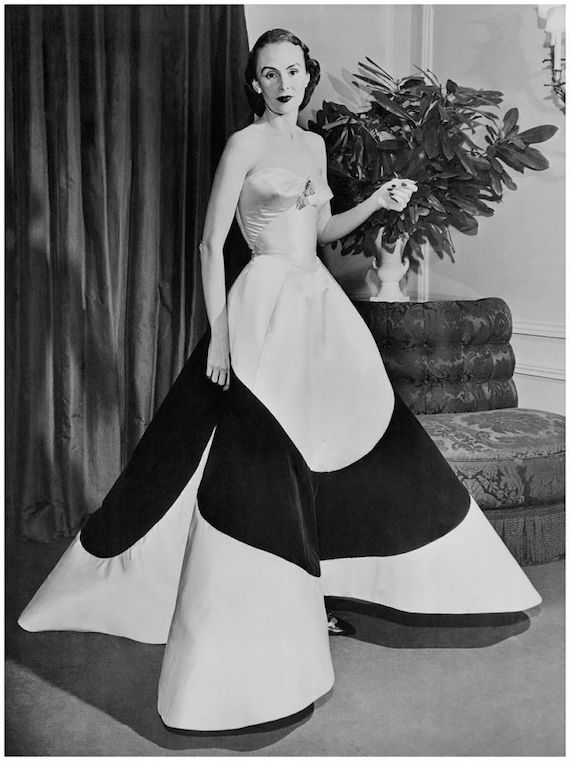 mrs-william-randolph-hearst-jr-in-charles-james-four-leaf-clover-gown