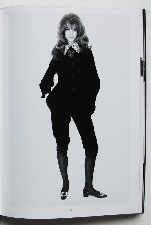 Couture style in 1960s womens fashion Yves Saint Laurent-little-lord-fauntleroy-outfit