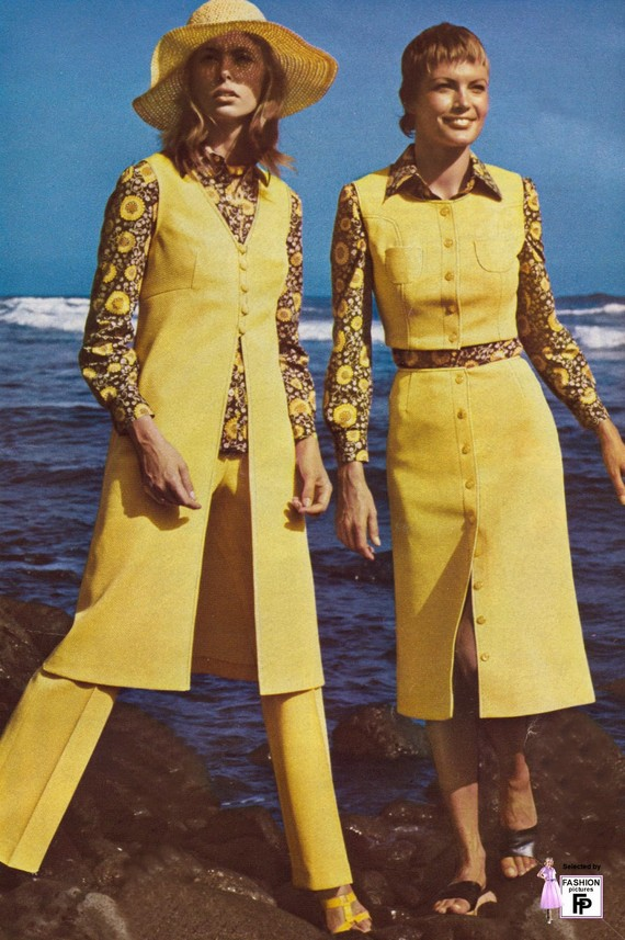 1970s fashion, A sunhat.width=570PX