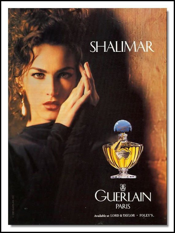Shalimar advert