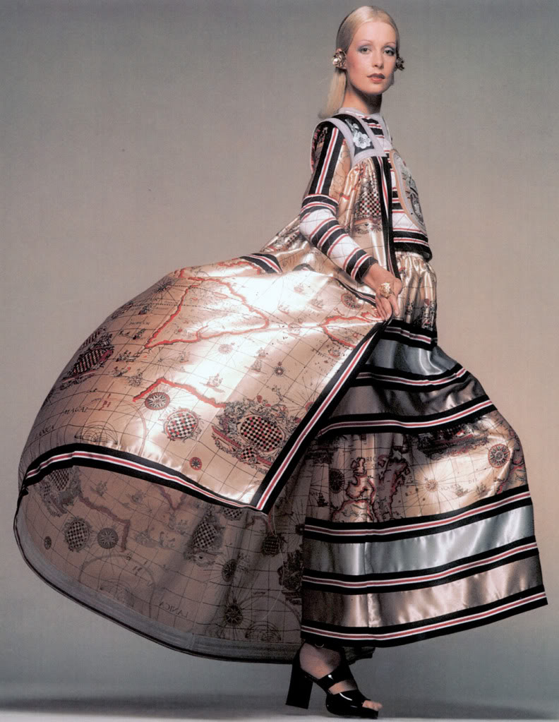 A Bill Gibb design